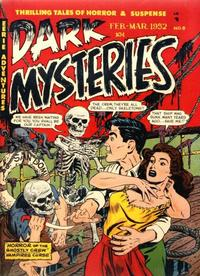 Cover Thumbnail for Dark Mysteries (Master Comics, 1951 series) #5