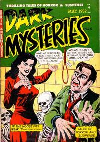 Cover Thumbnail for Dark Mysteries (Master Comics, 1951 series) #6