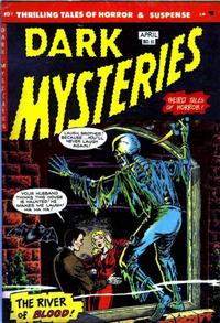Cover Thumbnail for Dark Mysteries (Master Comics, 1951 series) #11