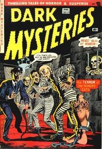 Cover Thumbnail for Dark Mysteries (Master Comics, 1951 series) #13