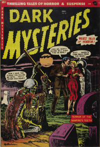 Cover Thumbnail for Dark Mysteries (Master Comics, 1951 series) #15