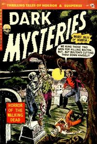 Cover Thumbnail for Dark Mysteries (Master Comics, 1951 series) #16