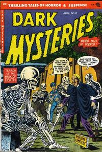 Cover Thumbnail for Dark Mysteries (Master Comics, 1951 series) #17