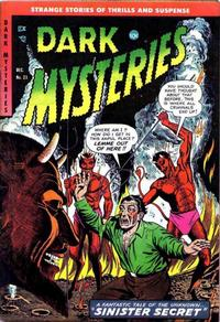 Cover Thumbnail for Dark Mysteries (Master Comics, 1951 series) #21