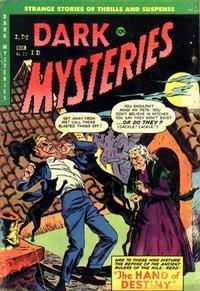Cover Thumbnail for Dark Mysteries (Master Comics, 1951 series) #22