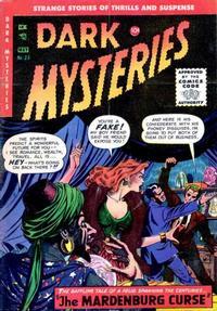 Cover Thumbnail for Dark Mysteries (Master Comics, 1951 series) #23