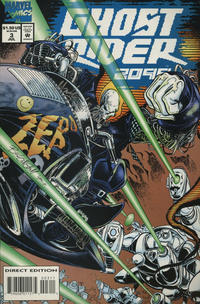 Cover Thumbnail for Ghost Rider 2099 (Marvel, 1994 series) #3 [Direct Edition]
