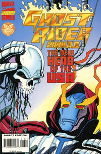 Cover Thumbnail for Ghost Rider 2099 (Marvel, 1994 series) #13
