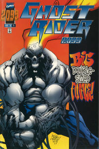 Cover Thumbnail for Ghost Rider 2099 (Marvel, 1994 series) #25