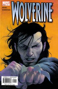 Cover Thumbnail for Wolverine (Marvel, 2003 series) #1 [Direct Edition]