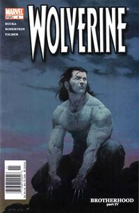 Cover for Wolverine (Marvel, 2003 series) #4 [Direct Edition]