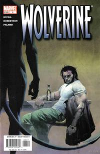 Cover Thumbnail for Wolverine (Marvel, 2003 series) #6 [Direct Edition]