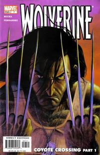 Cover Thumbnail for Wolverine (Marvel, 2003 series) #7 [Direct Edition]