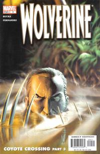 Cover Thumbnail for Wolverine (Marvel, 2003 series) #9 [Direct Edition]