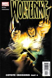 Cover Thumbnail for Wolverine (Marvel, 2003 series) #10 [Direct Edition]