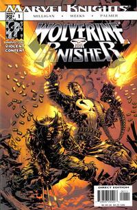 Cover Thumbnail for Wolverine / Punisher (Marvel, 2004 series) #1
