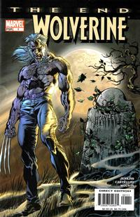 Cover Thumbnail for Wolverine: The End (Marvel, 2004 series) #1