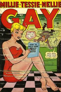 Cover Thumbnail for Gay Comics (Marvel, 1944 series) #34