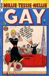 Cover Thumbnail for Gay Comics (Marvel, 1944 series) #40
