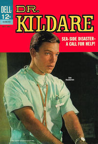 Cover Thumbnail for Dr. Kildare (Dell, 1962 series) #8