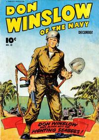 Cover Thumbnail for Don Winslow of the Navy (Fawcett, 1943 series) #10