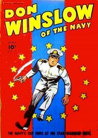 Cover Thumbnail for Don Winslow of the Navy (Fawcett, 1943 series) #55