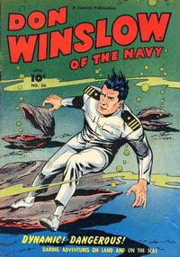 Cover Thumbnail for Don Winslow of the Navy (Fawcett, 1943 series) #58