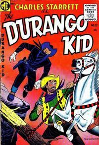 Cover Thumbnail for Charles Starrett as the Durango Kid (Magazine Enterprises, 1949 series) #37