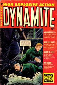 Cover Thumbnail for Dynamite (Comic Media, 1953 series) #2