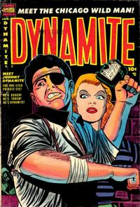 Cover Thumbnail for Dynamite (Comic Media, 1953 series) #5