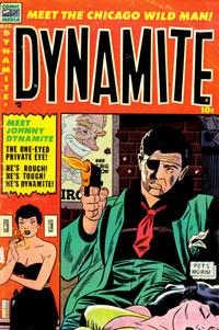 Cover Thumbnail for Dynamite (Comic Media, 1953 series) #6