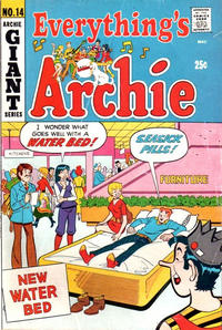 Cover Thumbnail for Everything's Archie (Archie, 1969 series) #14