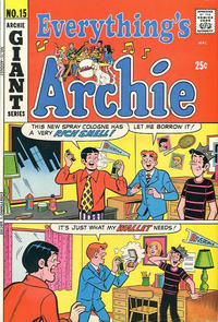 Cover Thumbnail for Everything's Archie (Archie, 1969 series) #15