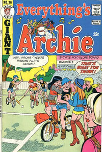 Cover Thumbnail for Everything's Archie (Archie, 1969 series) #26