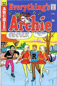 Cover Thumbnail for Everything's Archie (Archie, 1969 series) #32