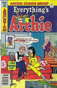 Cover Thumbnail for Everything's Archie (Archie, 1969 series) #90