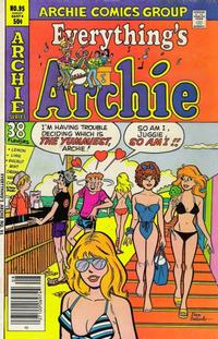 Cover Thumbnail for Everything's Archie (Archie, 1969 series) #95