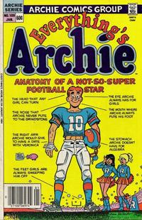 Cover Thumbnail for Everything's Archie (Archie, 1969 series) #109