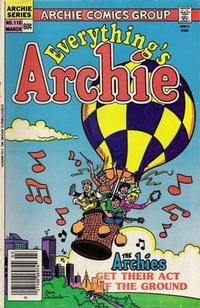Cover Thumbnail for Everything's Archie (Archie, 1969 series) #110