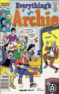 Cover Thumbnail for Everything's Archie (Archie, 1969 series) #126