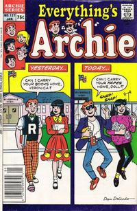 Cover Thumbnail for Everything's Archie (Archie, 1969 series) #127