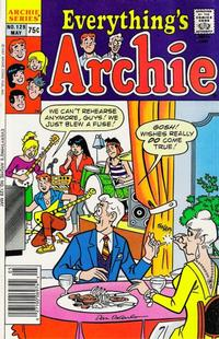 Cover Thumbnail for Everything's Archie (Archie, 1969 series) #129