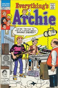 Cover Thumbnail for Everything's Archie (Archie, 1969 series) #153