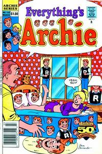 Cover Thumbnail for Everything's Archie (Archie, 1969 series) #154