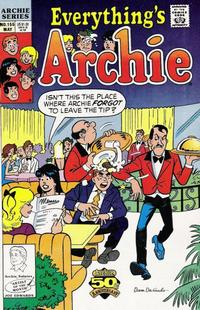 Cover Thumbnail for Everything's Archie (Archie, 1969 series) #155