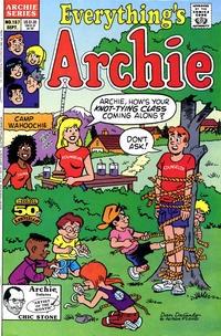 Cover Thumbnail for Everything's Archie (Archie, 1969 series) #157