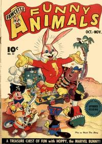 Cover Thumbnail for Fawcett's Funny Animals (Fawcett, 1942 series) #32