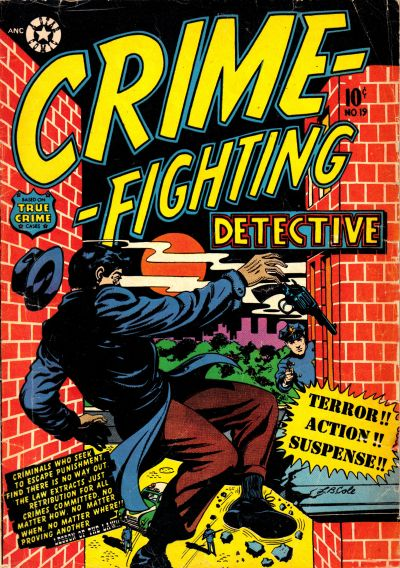 Cover for Crime Fighting Detective (Star Publications, 1950 series) #19