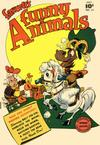 Cover for Fawcett's Funny Animals (Fawcett, 1942 series) #51
