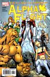 Cover for Alpha Flight (Marvel, 2004 series) #6